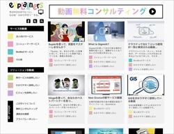 動画を使ってサービスや商品を分かりやすく紹介しているサイトを集めたポータルサイト